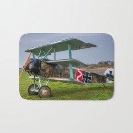 Fokker Triplane Bath Mat