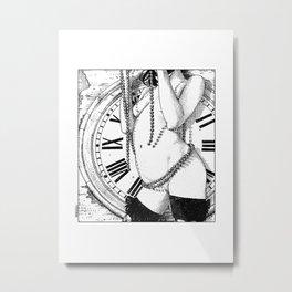 asc 491 - La parque joyeuse (The cheerful fate) Metal Print