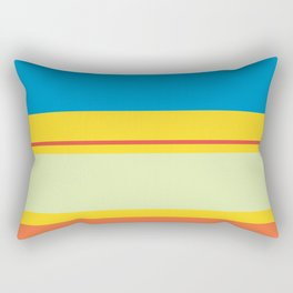 Colours of Marge Rectangular Pillow