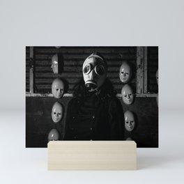 Grim I Mini Art Print