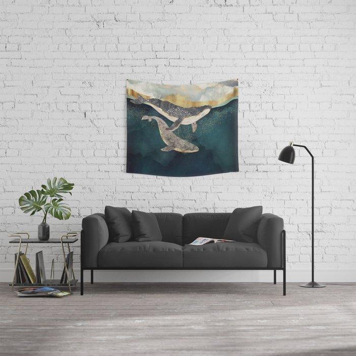 Bond II Wall Tapestry