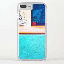 SWASH Clear iPhone Case