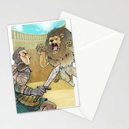 Gladiador Stationery Cards