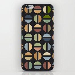 Beige Color Combinations iPhone Skin