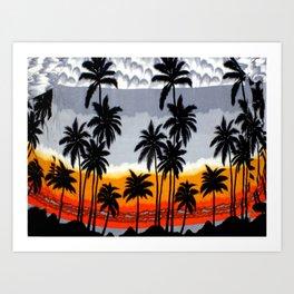 Tapestry 006 Art Print
