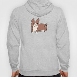Corgill the Corgi Hoody
