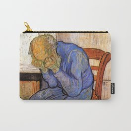 At Eternity's Gate by Vincent van Gogh Carry-All Pouch