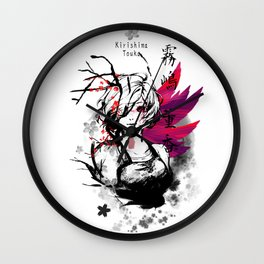 Touka Wall Clock