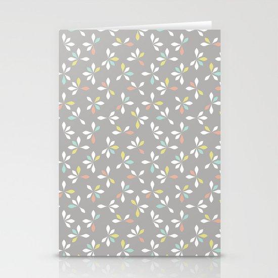 loves me loves me not pattern - pastel Stationery Cards
