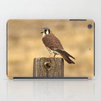 predator iPad Cases featuring Predator by Ian Bevington