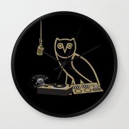OVOsound Radio Wall Clock