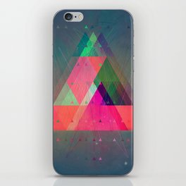 8try iPhone Skin