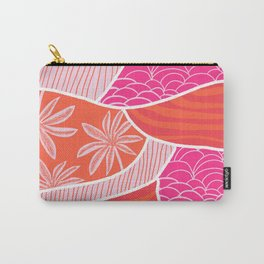 kauai, pink Carry-All Pouch