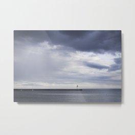 The Lighthouse 1 Metal Print