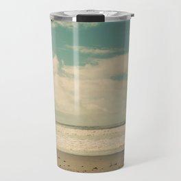 Cayucos Boardwalk Travel Mug