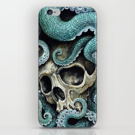 Please my love, don't die so far from the sea... iPhone Skin