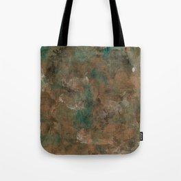 Patina Copper Tote Bag