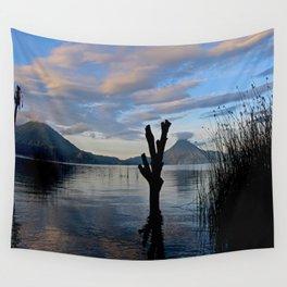 Sunrise at Lago Atitlan,Guatemala Wall Tapestry