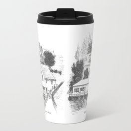 Orcas Island Travel Mug