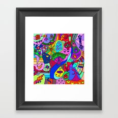Abstract 27 Framed Art Print