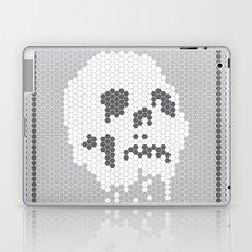 Skull Tile Laptop & iPad Skin