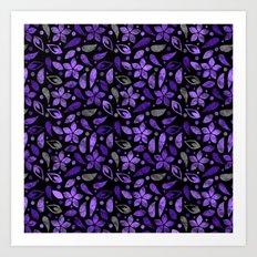 Colorful Lovely Pattern XVVII Art Print