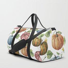 PUMPKINS WATERCOLOR Duffle Bag