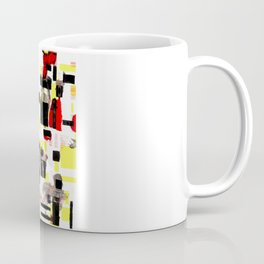 modulor windows Coffee Mug