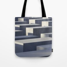 Block Tote Bag