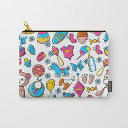 Kidz and toys Carry-All Pouch