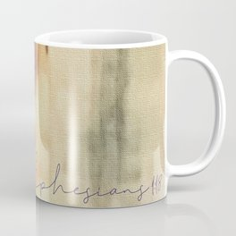 """Hope"" Ephesians 1:18 Coffee Mug"