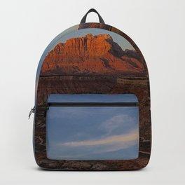 Sunset Ridge - iPhone-Photo, #sunset Backpack
