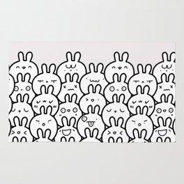 Where's Bunny? Rug
