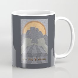 Perseverance - (Artifact Series) Coffee Mug