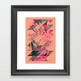 lyyf tryp Framed Art Print