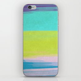 Skies The Limit I iPhone Skin