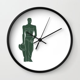 Sparty is my Homeboy Wall Clock