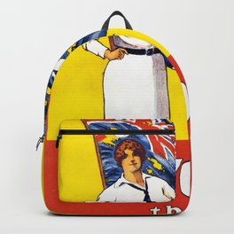 Aussie Rules Backpack