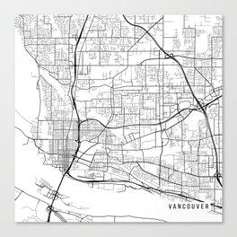 Canvas by Main Street Maps Society6