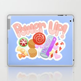 Candy Power Up Laptop & iPad Skin