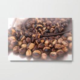Chestnuts Roasting  Metal Print