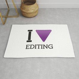 [ i love editing ] Rug