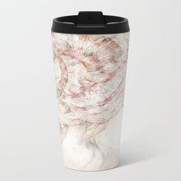 Capricorn  Metal Travel Mug