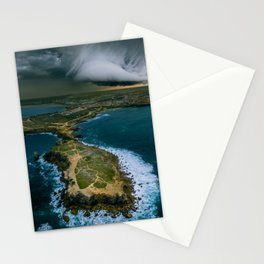 Coast of Portugal Stationery Cards