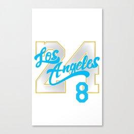 Lengends Creative jerseys Canvas Print