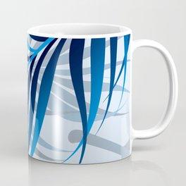 Blue Tropic Coffee Mug