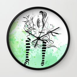 Milly Wall Clock