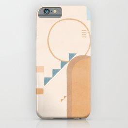 Upstairs iPhone Case