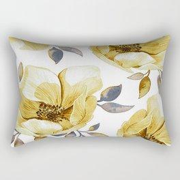 FLORAL#11 Rectangular Pillow