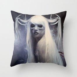Nobody Throw Pillow